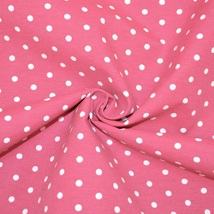 Deko, tisak, točke, 17979-123, roza