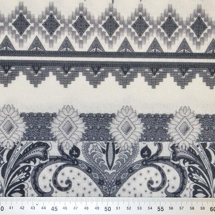 Pletivo, poliester, ornamentni, 18080-6