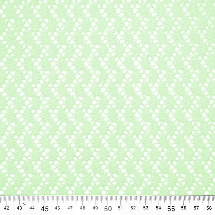 Čipka, geometrijski, 17930-022, mint