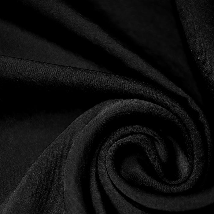 Saten, Silky, 17833-999, črna
