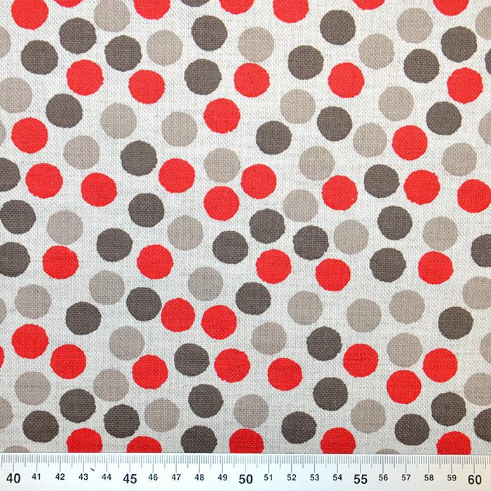 Deko, tisk, pike, 18275-6034, rdeča