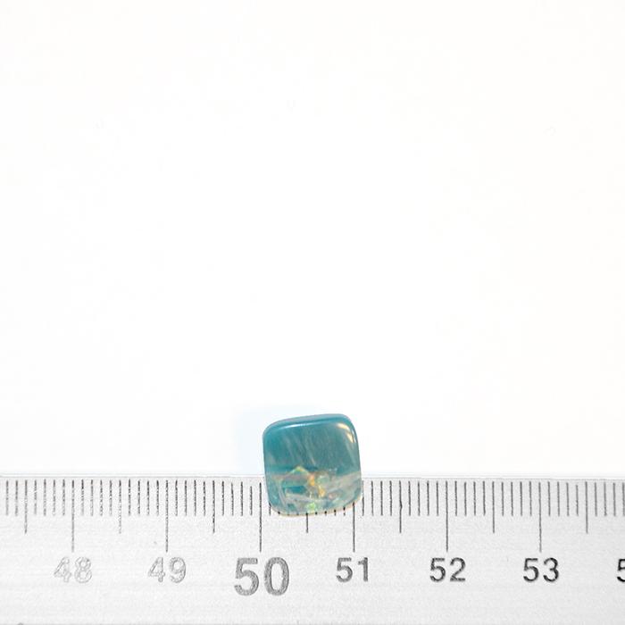 Gumb, modni 20, 18328-005, turkizna