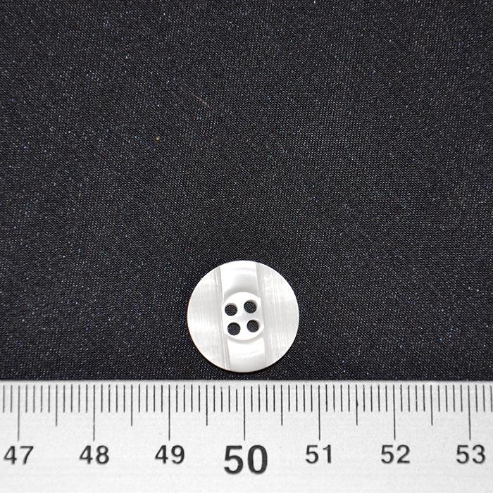 Gumb, kostimski 24, 18333-001, bela