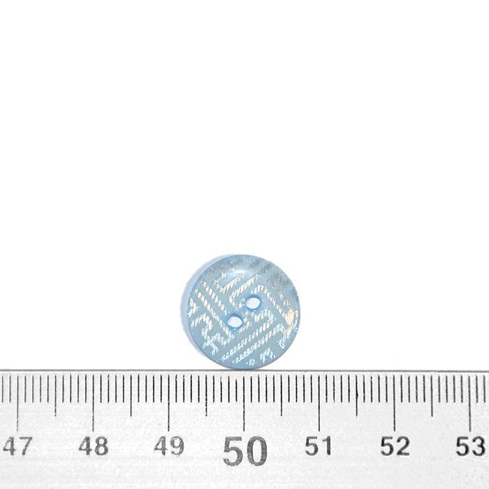 Gumb, kostimski 24, 18337-024, modra