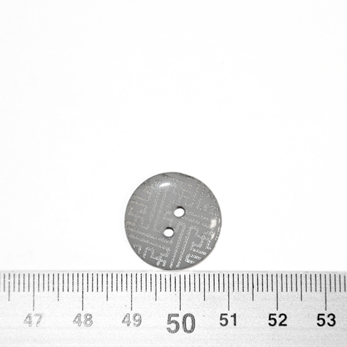 Gumb, kostimski 32, 18338-011, siva