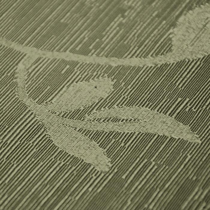 Otoman, žakard, 4146-130, zelena