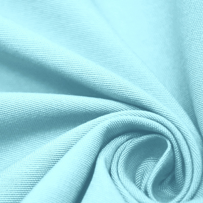 Deko, bombaž, Loneta, 18364-401, svetlo modra
