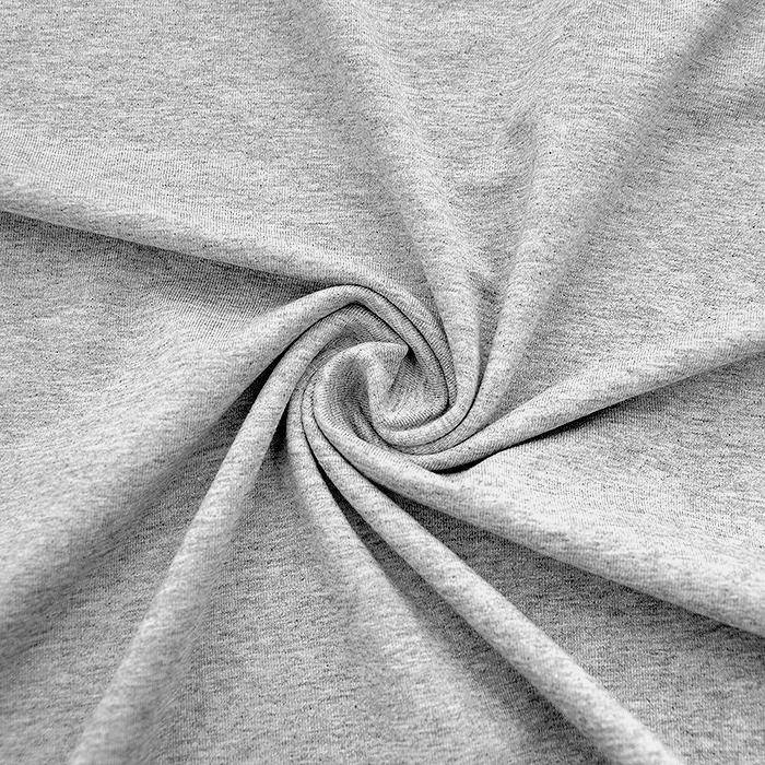 Jersey, viskoza, luxe, 12961-065, siva