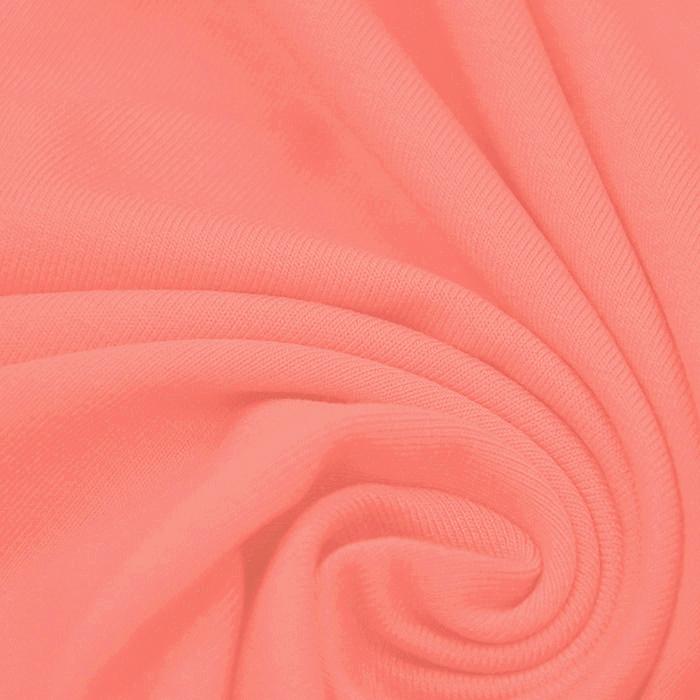Jersey, viskoza, luxe, 12961-133, koral