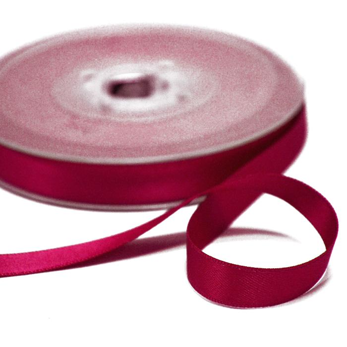 Trak, saten, 10mm, 15458-1231, rdeča