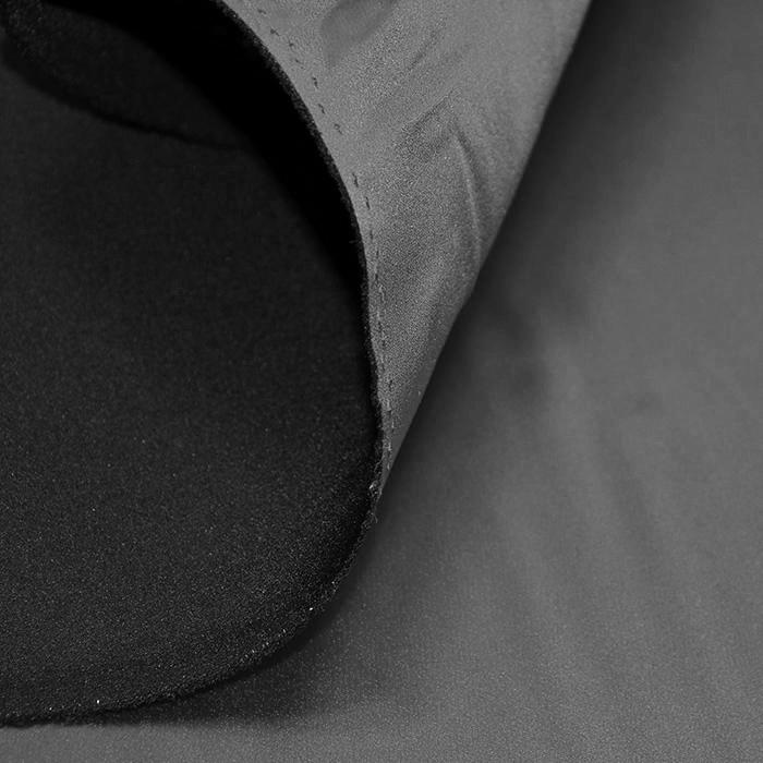 Saten tkanina z elastanom, 17508-11, siva