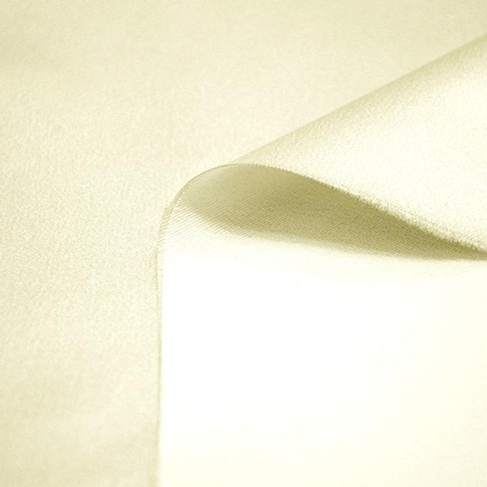 Saten tkanina z elastanom, 17508-14, smetana
