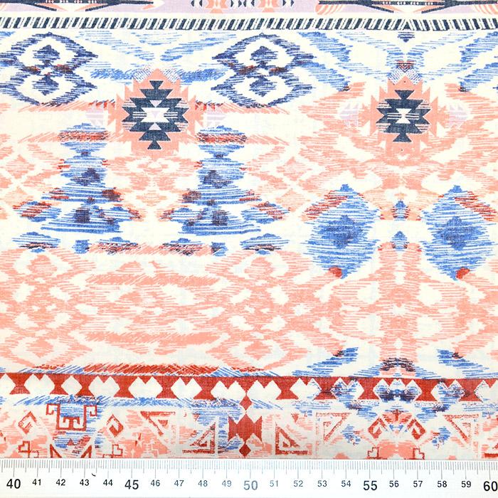 Pamuk, tanak, geometrijski, 18157-27