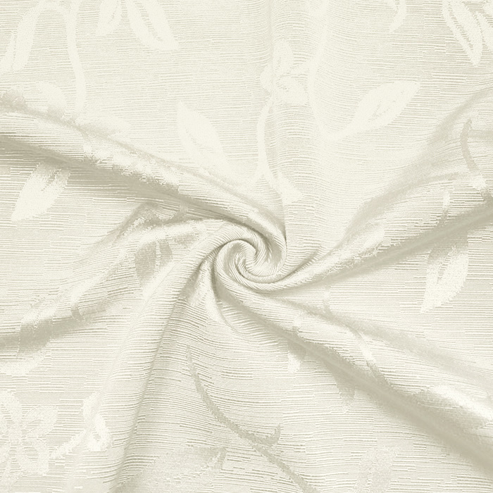 Otoman, žakard, 4146-131, smetana