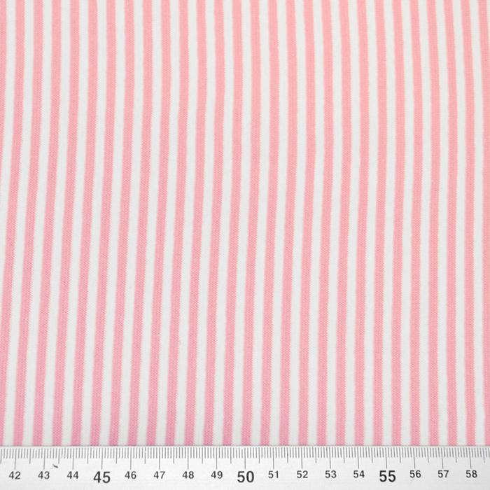 Patent, črte, 17184-013, roza bela