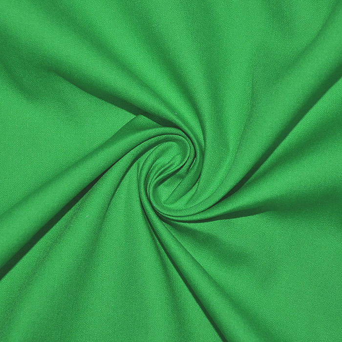 Bombaž, poplin, 5334-225, zelena
