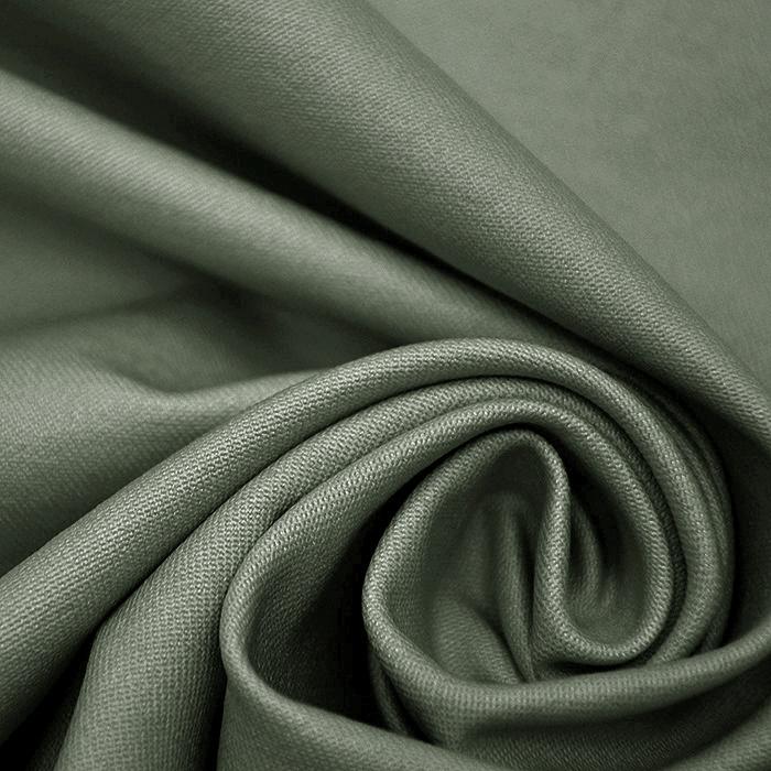 Bengalin, elastična tkanina z nanosom, 16058-126, olivna