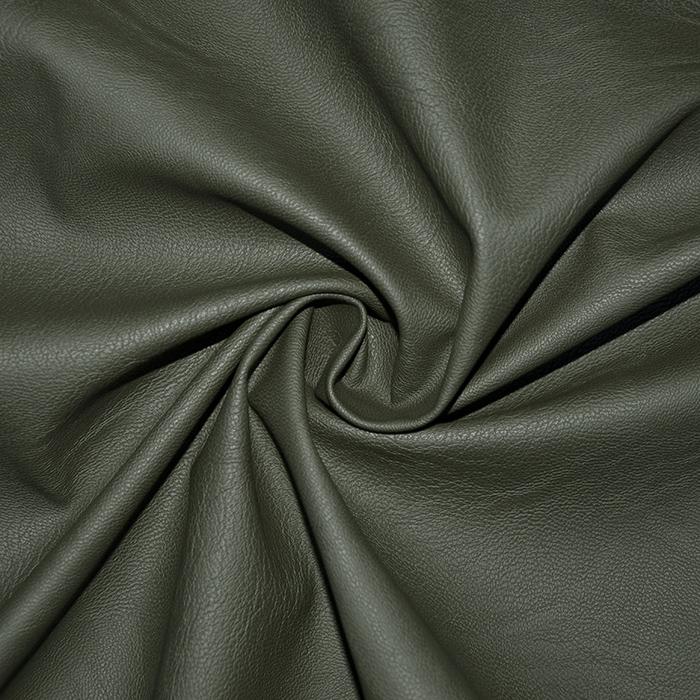Umetno usnje, oblačilno, 18567-027, zelena