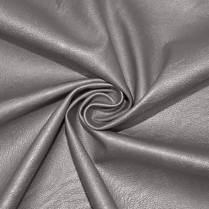 Umetno usnje, oblačilno, 18567-055, srebrna