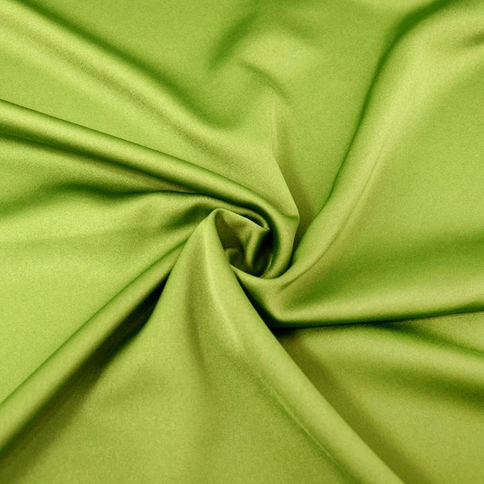 Saten, mikropoliester, 14171-068, zelena