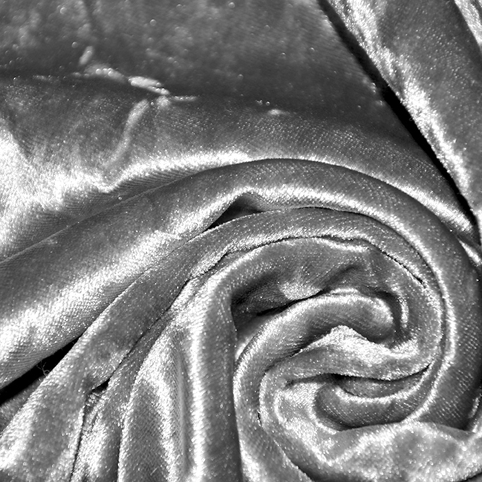 Pliš, mečkanka, 18635-070, siva