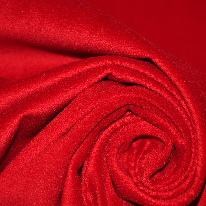 Deko, baršun, 18681-013, crvena
