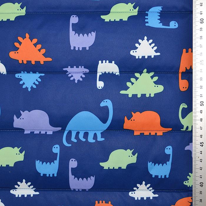Prošiven materijal, životinjski, 18720-60946, plava