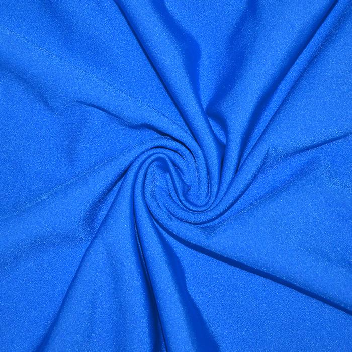 Poliamid, elastan, svetleča, 13513-73, modra
