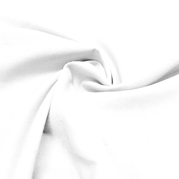Žamet, bombaž, 17073-002, bela