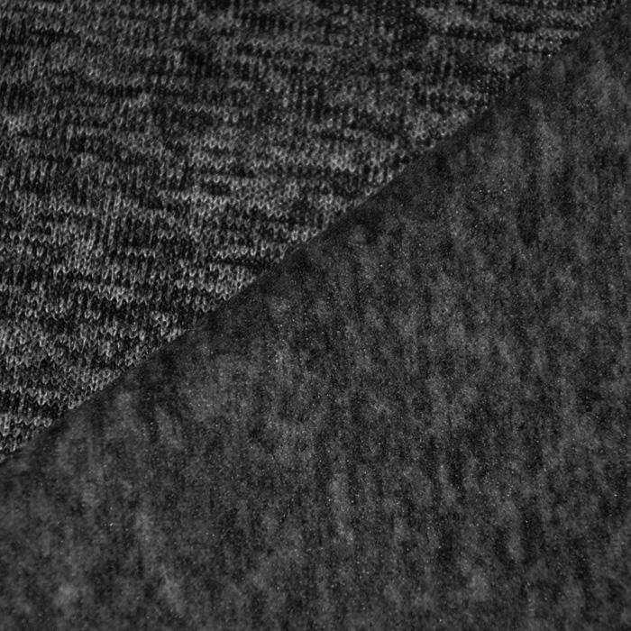 Prevešanka, kosmatena, melanž, 18758-068, temno siva