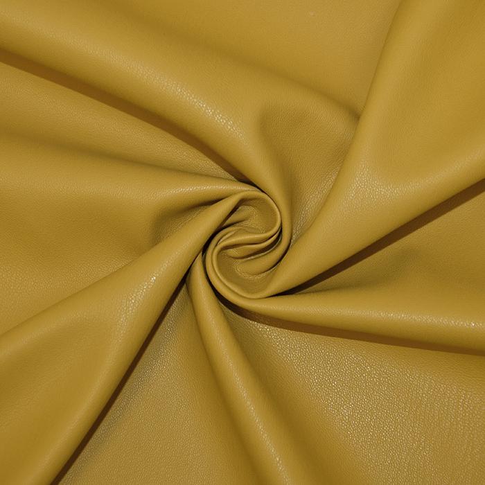 Umjetna koža, odjevna, 16065-033, žuta