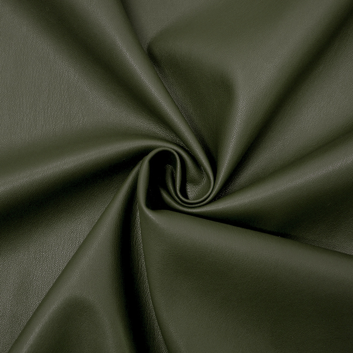 Umjetna koža, odjevna, 16065-127, zelena