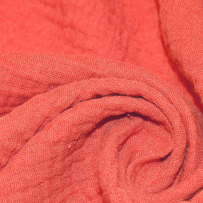 Tetra tkanina, dvojna, 18746-018, koral