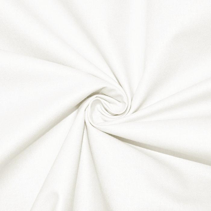 Pamuk, popelin, 18281-02, krem