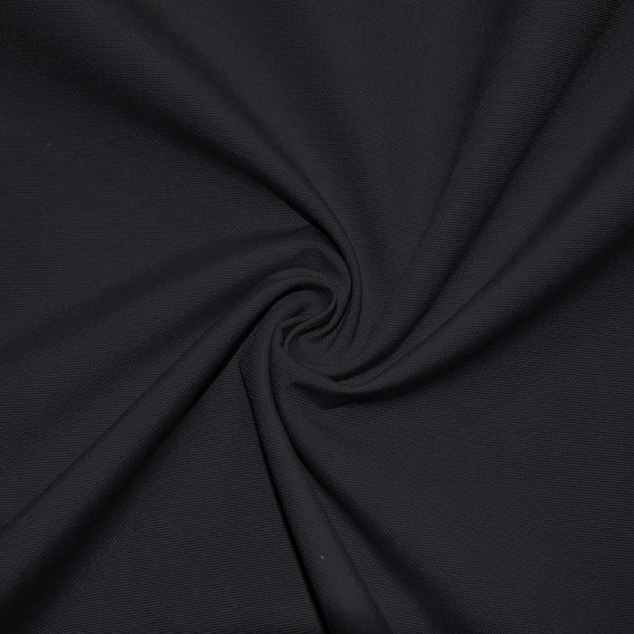 Dekor tkanina, teflon, 18879-90, crna