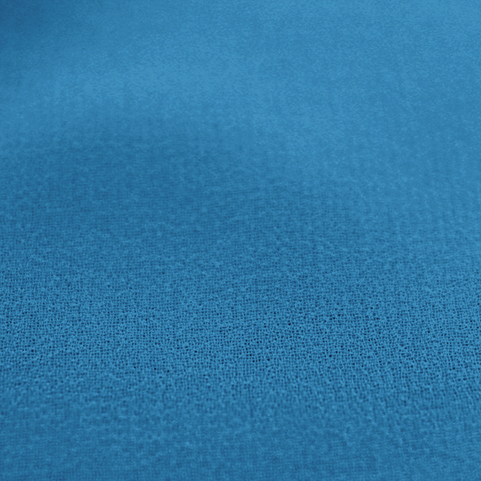 Šifon, poliester, 4143-102, modra