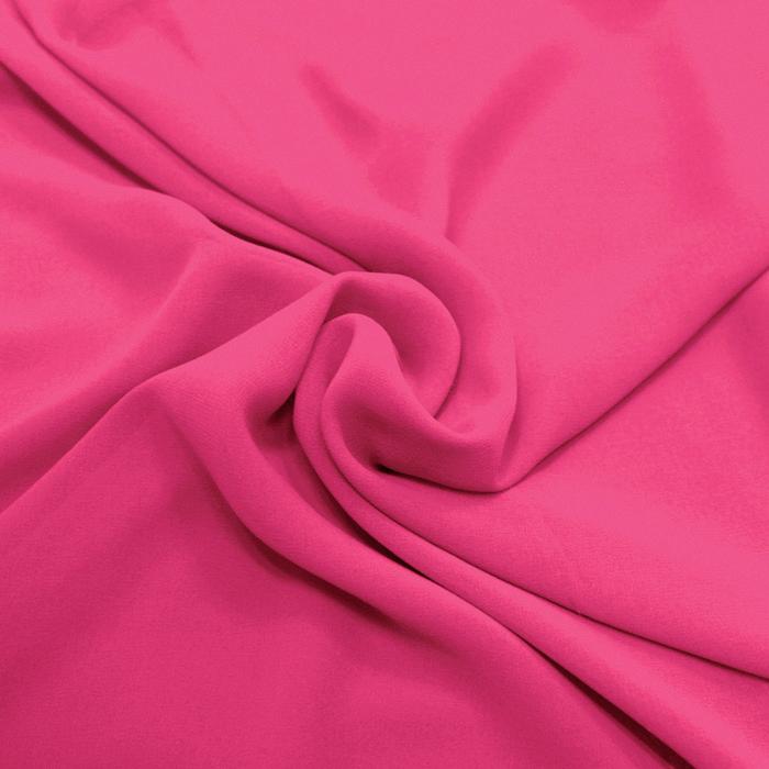 Šifon, poliester, 4143-133, roza