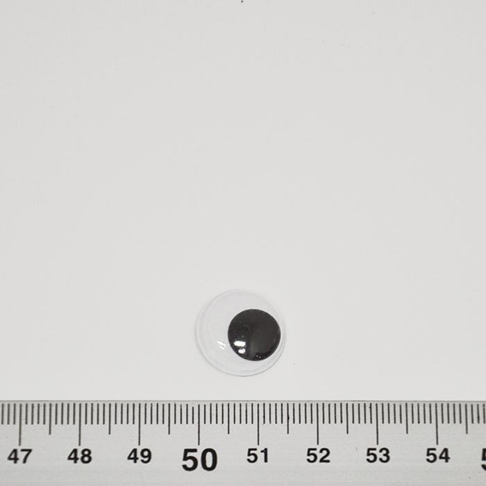 Gumb, oči, 16 mm, 18015-01601