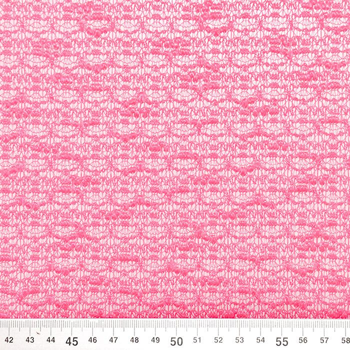 Pletivo, bukle, 18992-22, roza