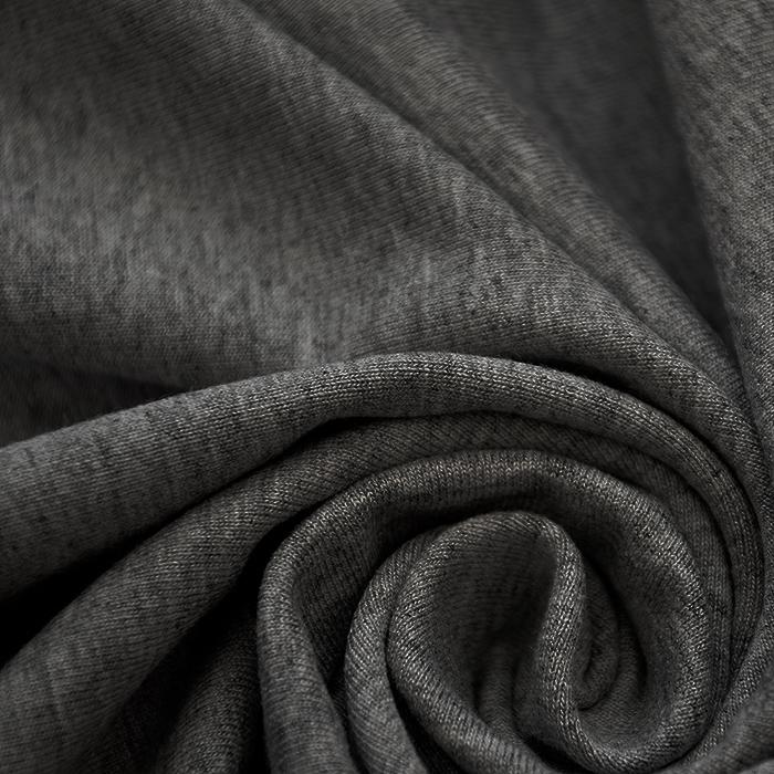Jersey, viskoza, luxe, 12961-067, siva