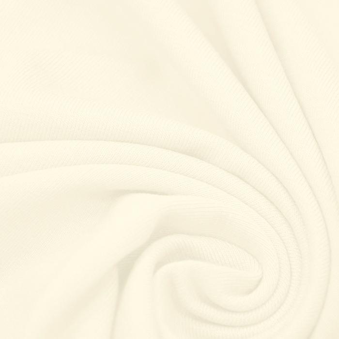 Jersey, viskoza, luxe, 12961-320, smetana