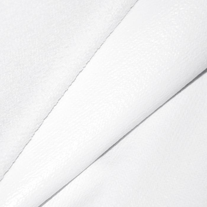 Frotir s PVC premazom, 19036-002, bijela