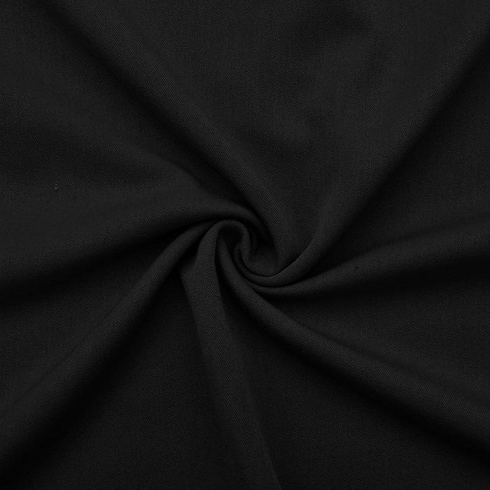 Kostimski, klasičen, 12566-369, črna