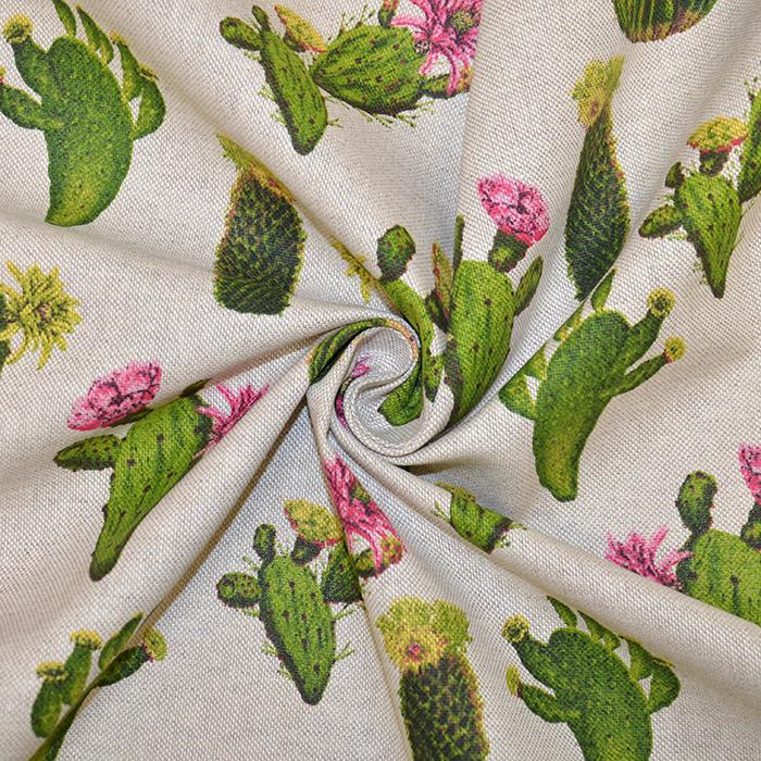 Deko, tisk, kaktusi, 15188-278