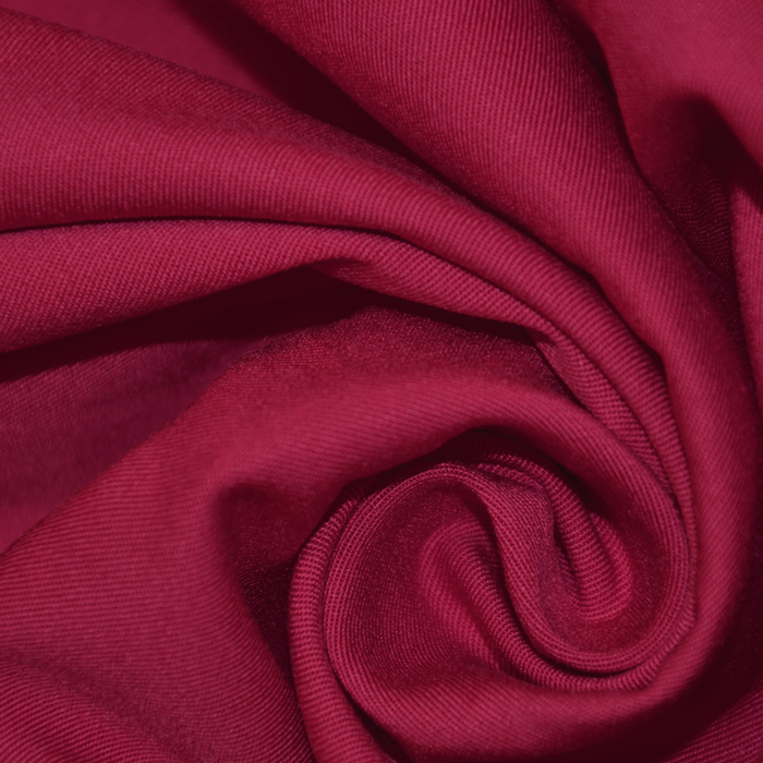 Tkanina, viskoza, 19088-017, rdeča
