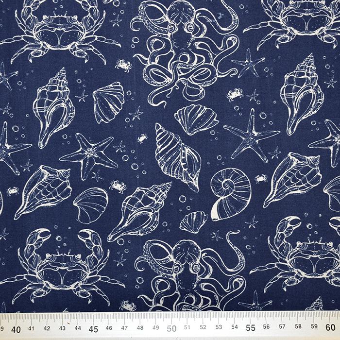 Tkanina za kopalke, morski, 19083-001