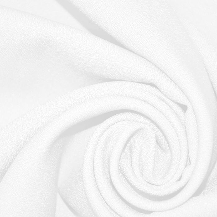 Žoržet, kostimski, 19086-009, bela