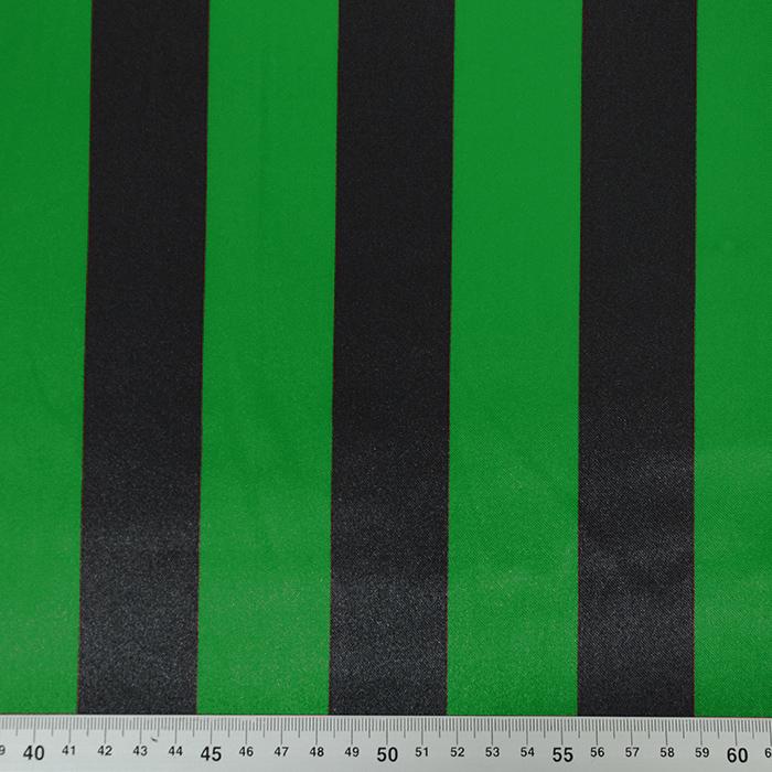 Saten, poliester, črte, 15240-0008