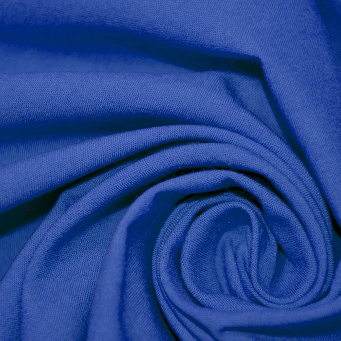 Bombaž, mečkanka, 19131-005, modra