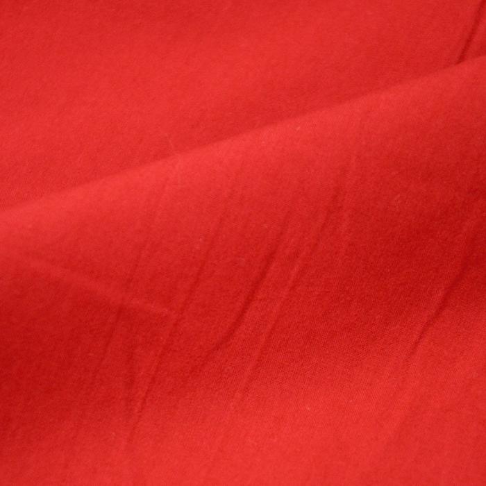 Bombaž, mečkanka, 19131-015, rdeča